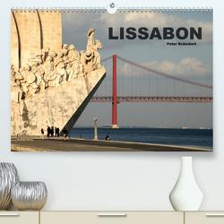 Lissabon – Portugal (Premium, hochwertiger DIN A2 Wandkalender 2021, Kunstdruck in Hochglanz) von Schickert,  Peter