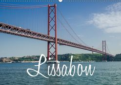 Lissabon Stadtansichten (Wandkalender 2019 DIN A2 quer) von Becker,  Stefan