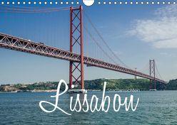 Lissabon Stadtansichten (Wandkalender 2019 DIN A4 quer) von Becker,  Stefan