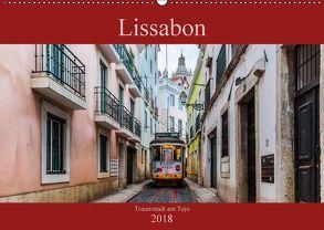 Lissabon – Traumstadt am Tejo (Wandkalender 2018 DIN A2 quer) von Rost,  Sebastian
