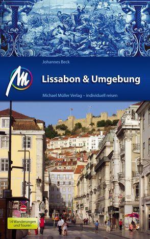 Lissabon & Umgebung von Beck,  Johannes