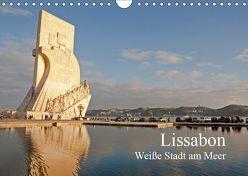 Lissabon – weiße Stadt am Meer (Wandkalender 2019 DIN A4 quer) von Paszkowsky,  Ingo