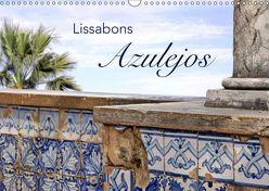 Lissabons Azulejos (Wandkalender 2019 DIN A3 quer) von Rütten,  Kristina