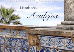 Lissabons Azulejos (Wandkalender 2020 DIN A4 quer) von Rütten,  Kristina