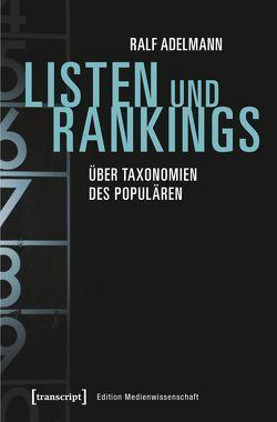 Listen und Rankings von Adelmann,  Ralf