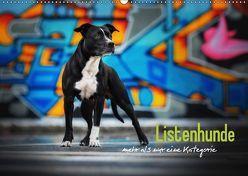 Listenhunde – mehr als nur eine Kategorie (Wandkalender 2019 DIN A2 quer) von Wobith Photography,  Sabrina