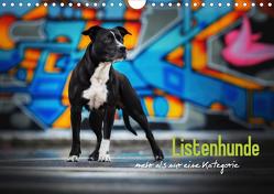 Listenhunde – mehr als nur eine Kategorie (Wandkalender 2021 DIN A4 quer) von Wobith Photography,  Sabrina