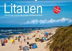 Litauen – Streifzüge durch die junge Ostseerepublik (Wandkalender 2019 DIN A2 quer) von Hallweger,  Christian