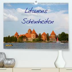 Litauens Schönheiten (Premium, hochwertiger DIN A2 Wandkalender 2020, Kunstdruck in Hochglanz) von N.,  N.