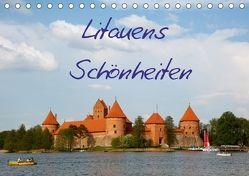 Litauens Schönheiten (Tischkalender 2018 DIN A5 quer) von N.,  N.