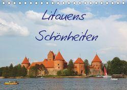Litauens Schönheiten (Tischkalender 2019 DIN A5 quer) von N.,  N.