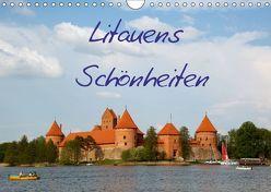 Litauens Schönheiten (Wandkalender 2018 DIN A4 quer) von N.,  N.