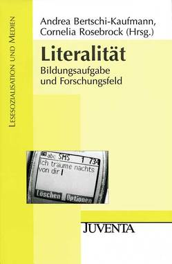 Literalität von Rosebrock,  Cornelia