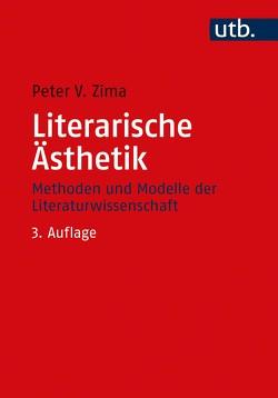 Literarische Ästhetik von Zima,  Peter V.