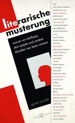 Literarische Musterung von Scholdt,  Günter