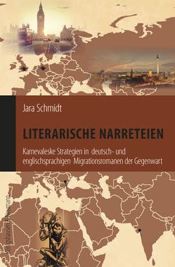 Literarische Narreteien von Schmidt,  Jara