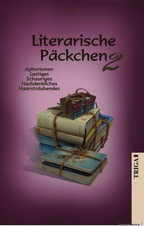 Literarische Päckchen – Nummer 2 von Christine,  Leitl