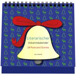 Literarischer Adventskalender von versch. Autoren
