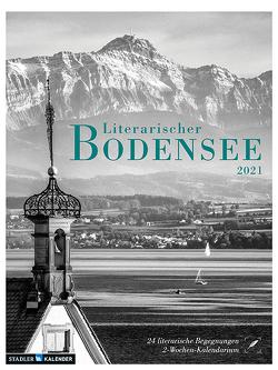 Literarischer Bodensee 2021 von Bichler,  Thomas, weitere.....