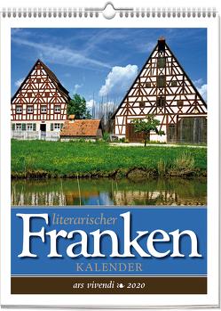 Literarischer Franken-Kalender 2020 (WWK) von -