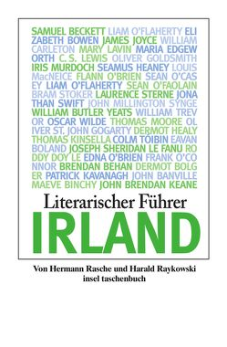 Literarischer Führer Irland von Rasche,  Hermann, Raykowski,  Harald