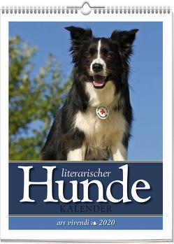 Literarischer Hunde-Kalender 2020 (WWK) von -
