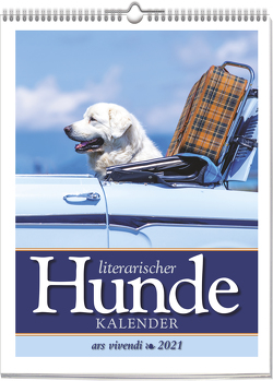 Literarischer Hunde-Kalender 2021