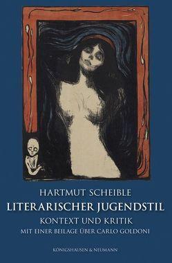 Literarischer Jugendstil von Scheible,  Hartmut