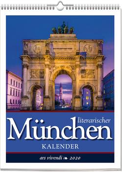 Literarischer München-Kalender 2020 (WWK) von -
