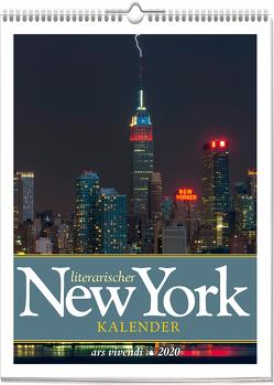 Literarischer New York Kalender 2020 (WWK) von -