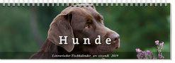 Literarischer Tischkalender Hunde 2019