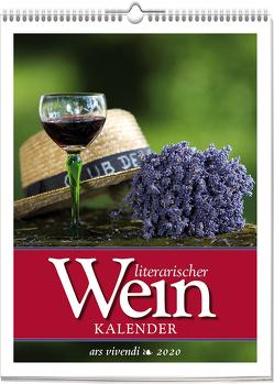 Literarischer Wein-Kalender 2020 (WWK) von -