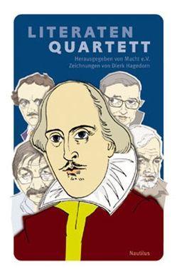 Literaten Quartett von Hagedorn,  Dierk
