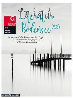 Literatur Bodensee 2019 von Bichler,  Thomas, weitere.....