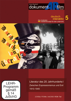 Literatur des 20. Jahrhunderts I von Anne Roerkohl,  dokumentARfilm GmbH
