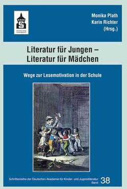 Literatur für Jungen – Literatur für Mädchen von Plath,  Monika, Richter,  Karin