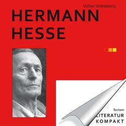 Literatur Kompakt: Hermann Hesse von Grimm,  Gunter E., Wehdeking,  Volker