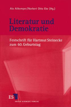 Literatur und Demokratie von Allkemper,  Alo, Eke,  Norbert Otto