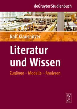 Literatur und Wissen von Klausnitzer,  Ralf