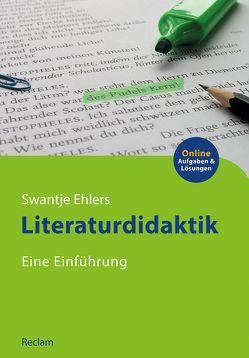 Literaturdidaktik von Ehlers,  Swantje