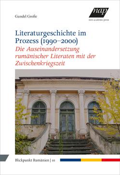 Literaturgeschichte im Prozess (1990-2000) von Große,  Gundel, Kahl,  Thede, Richter,  Julia, Schippel,  Larisa