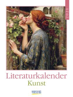 Literaturkalender Kunst 2021 von Korsch Verlag