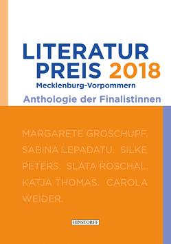 Literaturpreis 2018 Mecklenburg-Vorpommern von Literaturhaus Rostock