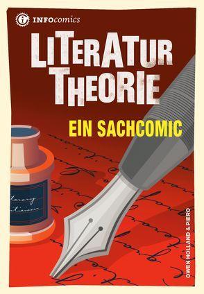 Literaturtheorie von Holland,  Owen, Piero, Stascheit,  Wilfried