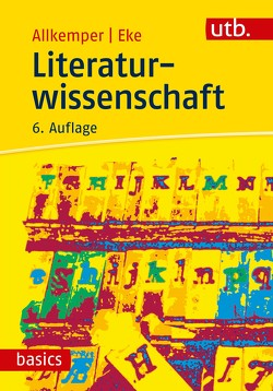 Literaturwissenschaft von Allkemper,  Alo, Eke,  Norbert O