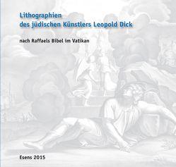 Lithographien des jüdischen Künstlers Leopold Dick von Rokahr,  Gerd