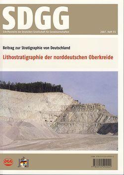Lithostratigraphie der norddeutschen Oberkreide