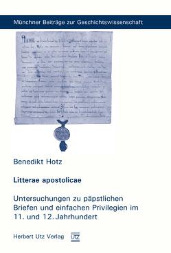 Litterae apostolicae von Hotz,  Benedikt