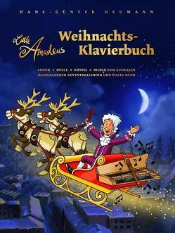 Little Amadeus Weihnachts-Klavierbuch von Heumann,  Hans G