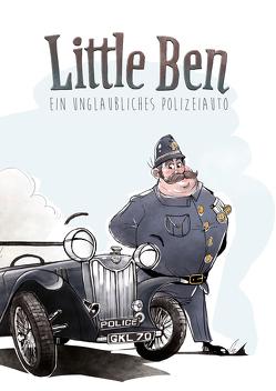 Little Ben von Beyeler,  Hermann Alexander